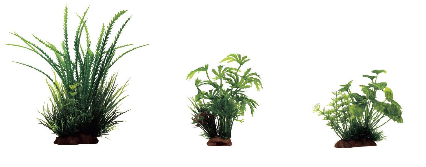 Набор искусственных растений ArtUniq Plant Mix Set 3S2