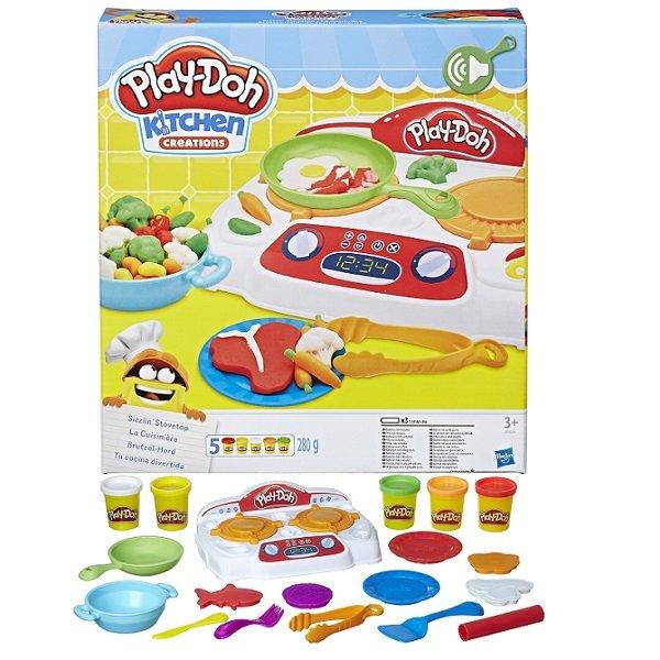 Пластилин Hasbro Play-Doh B9014 Игровой набор