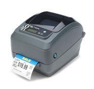принтеры настольные zebra gx-430 / GX43-100320-100 / термотрансферный принтер этикеток zebra gx430t (300 dpi, rs232, usb, lpt, подвижный сенсор)