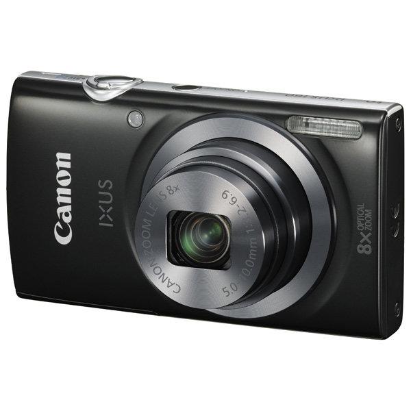 Фотоаппарат компактный Canon IXUS 160 Black