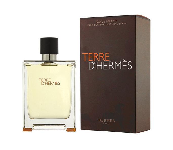 Мужская парфюмерия Hermes Terre D'Hermes туалетная вода 30ml