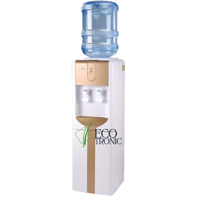 Кулер для воды Ecotronic напольный H3-LCE gold