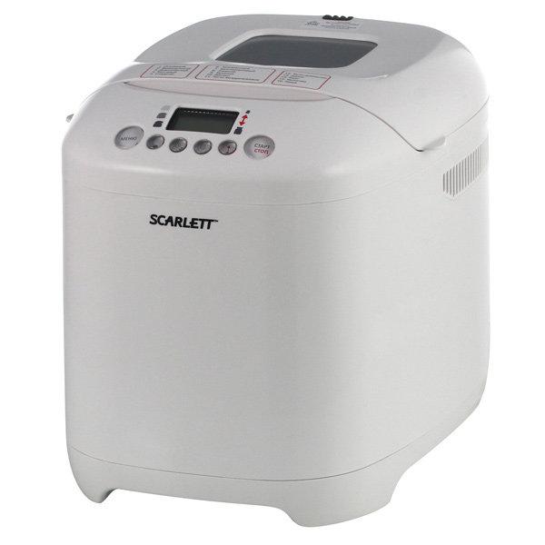 Хлебопечка Scarlett SC-400 16 программ