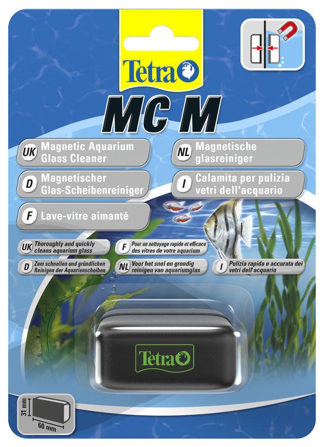Скребок для аквариума магнитный Tetra MC M