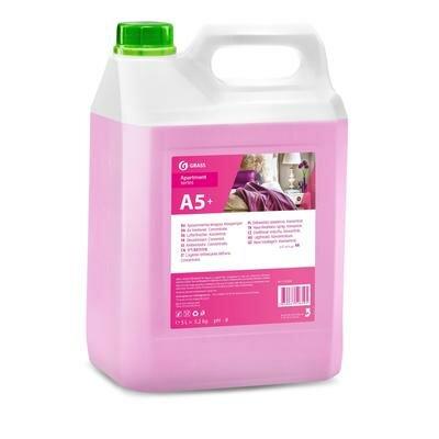"""Профессиональное средство для ароматизации воздуха """"Grass А5+"""", 5 литров"""