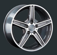 Диски Replay Replica Mercedes MR64 7.5x16 5x112 ET37 ЦО66.6 цвет GMF - фото 1
