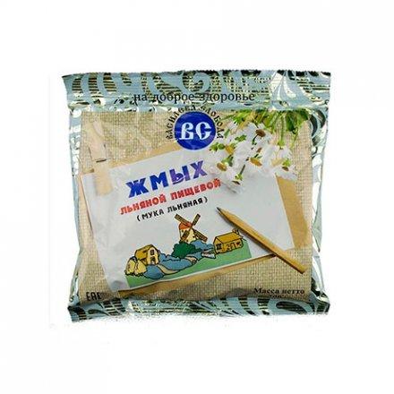Мука льняная пищевая 200 г(пакет) (Лен ОК ООО)