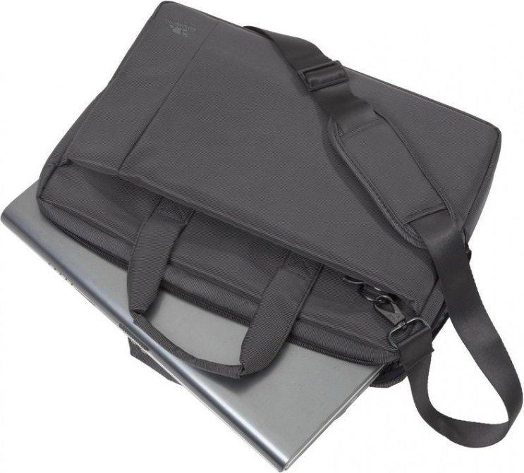 Сумки и чехлы для ноутбуков RivaCase 8231 Black