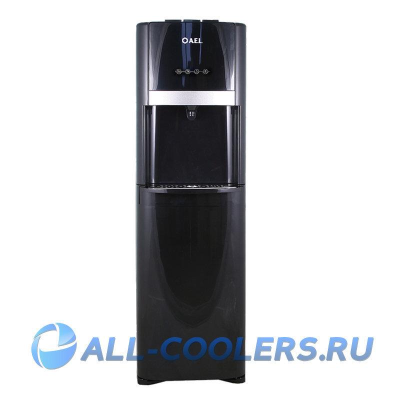 Кулер для воды напольный черный