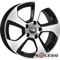 Колесный диск Replica LA VW150 6,5 \R16 5x112 ET33.0 D57.1 S - фото 1