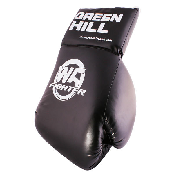 Перчатка рекламная большая W5 черная, W5 черная Green Hill