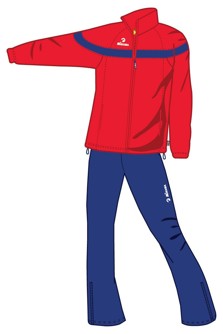 Спортивный костюм Mikasa