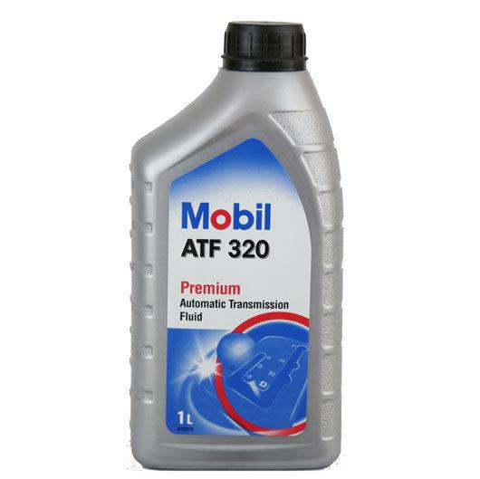 Трансмиссионное масло для АТ, Mobil ATF 320, GM Dexron III MOB-ATF 320