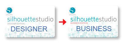 Апгрейд программы Designer Edition до Business Edition для Cameo, Portrait и Curio
