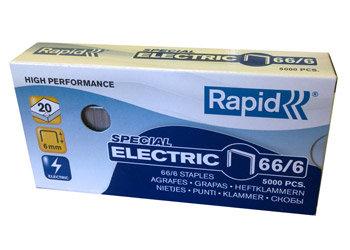 Скобы 66/6 для степлеров Rapid