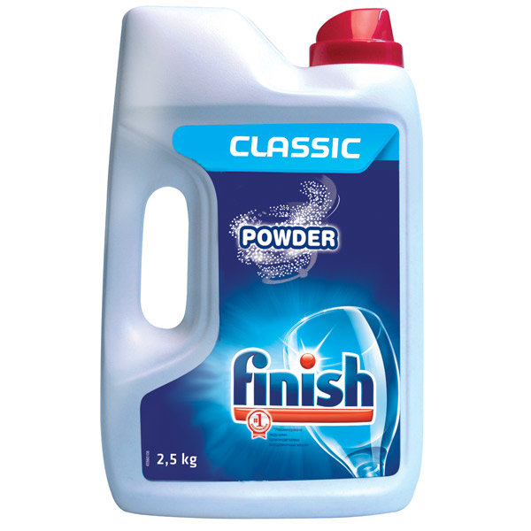 Моющее средство для посудомоечной машины Finish д/DW 2.5кг