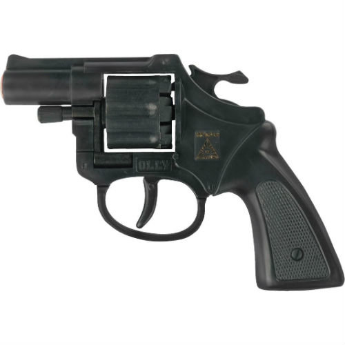 Пистолет Олли Агент 8-зарядный, 127 см
