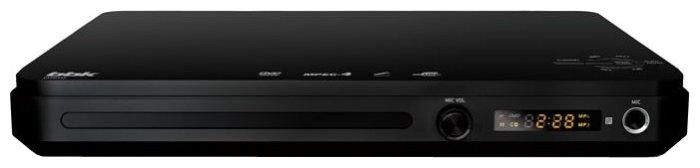 DVD плеер BBK DVP033S, черный