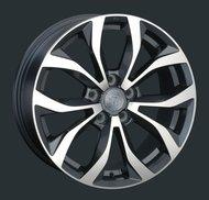 Диски Replay Replica Audi A69 7x16 5x112 ET35 ЦО57.1 цвет GMF - фото 1