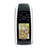 Garmin GPSMAP 78 Эргономичный защищенный навигатор с поддержкой карт памяти microSD