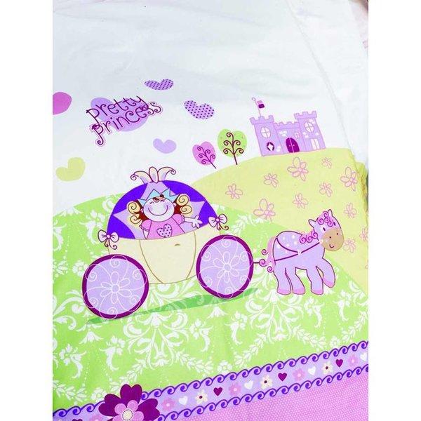 Постельный сет Roman Baby Principessa 5 предметов