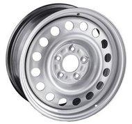 Диски Trebl X40033 6x16 4x100 ET50 ЦО60.1 цвет Silver - фото 1