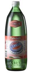 Вода минеральная лечебная Cerelia (Черелия) Natural б/газ, 1 литр, 6 бут./уп.