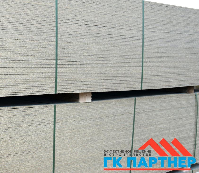 Цементно-стружечная плита (ЦСП I) 500х1200x8 мм