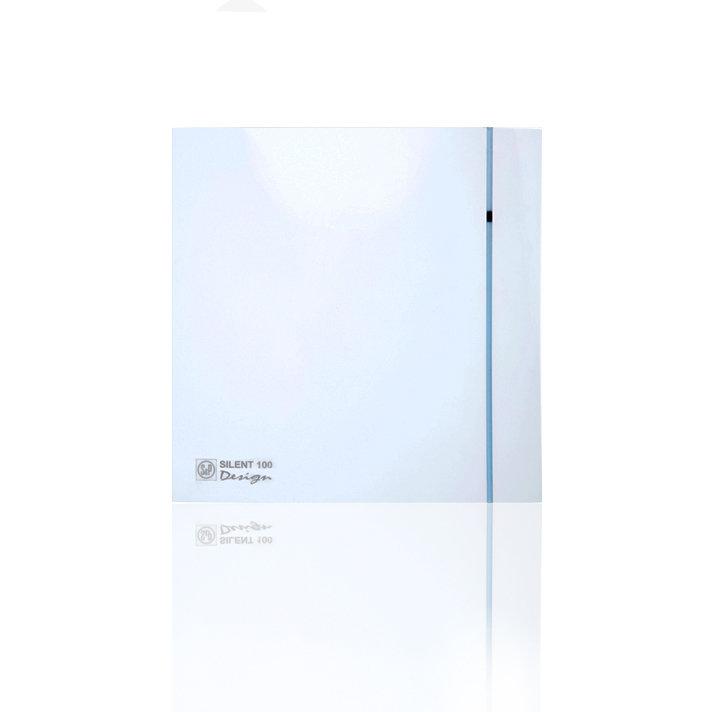 Накладной вентилятор Soler & Palau SILENT-100 CRZ DESIGN (таймер)
