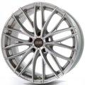 OZ 8x17/5x108 ET45 D75 Italia 150 Matt Race Silver Diamond Cut - фото 1