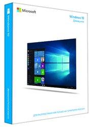 Microsoft Windows 10 домашняя (все языки) (KW9-00265)
