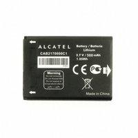 Аккумулятор Alcatel One Touch 100, 200, 300, 500, 1000 серии 500mah