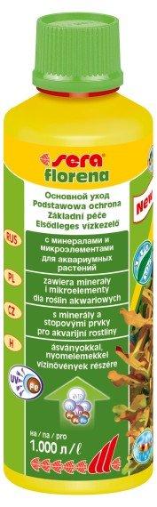 Удобрение для растений Sera Florena 250мл