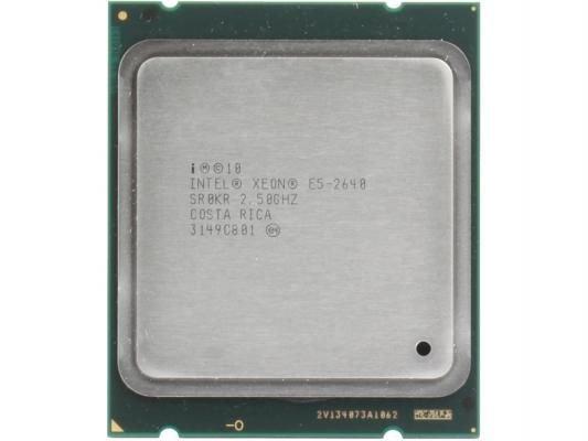 Процессор Intel Xeon E5-2640 Sandy Bridge-EP (2500MHz, LGA2011, L3 15360Kb) , SR0KR ,oem