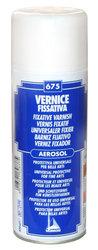 Аэрозольный фиксирующий лак UV-фильтр Maimeri 400м, Maimeri