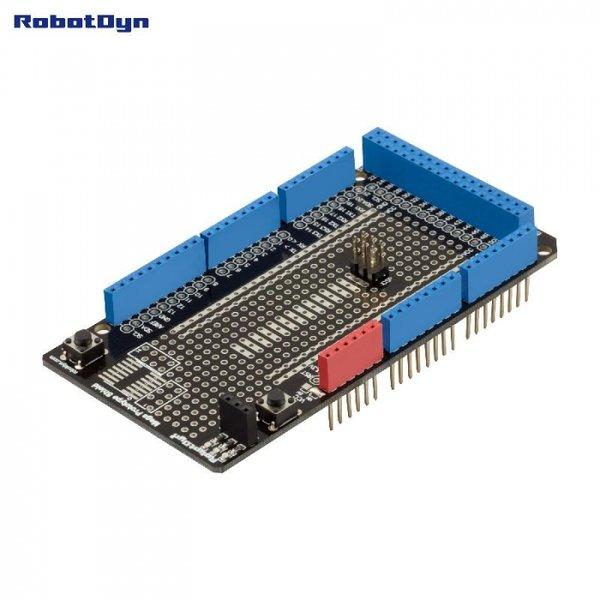 Плата расширения для Arduino Mega