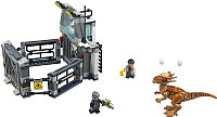 Конструктор Lego Jurassic World Побег стигимолоха из лаборатории / 75927
