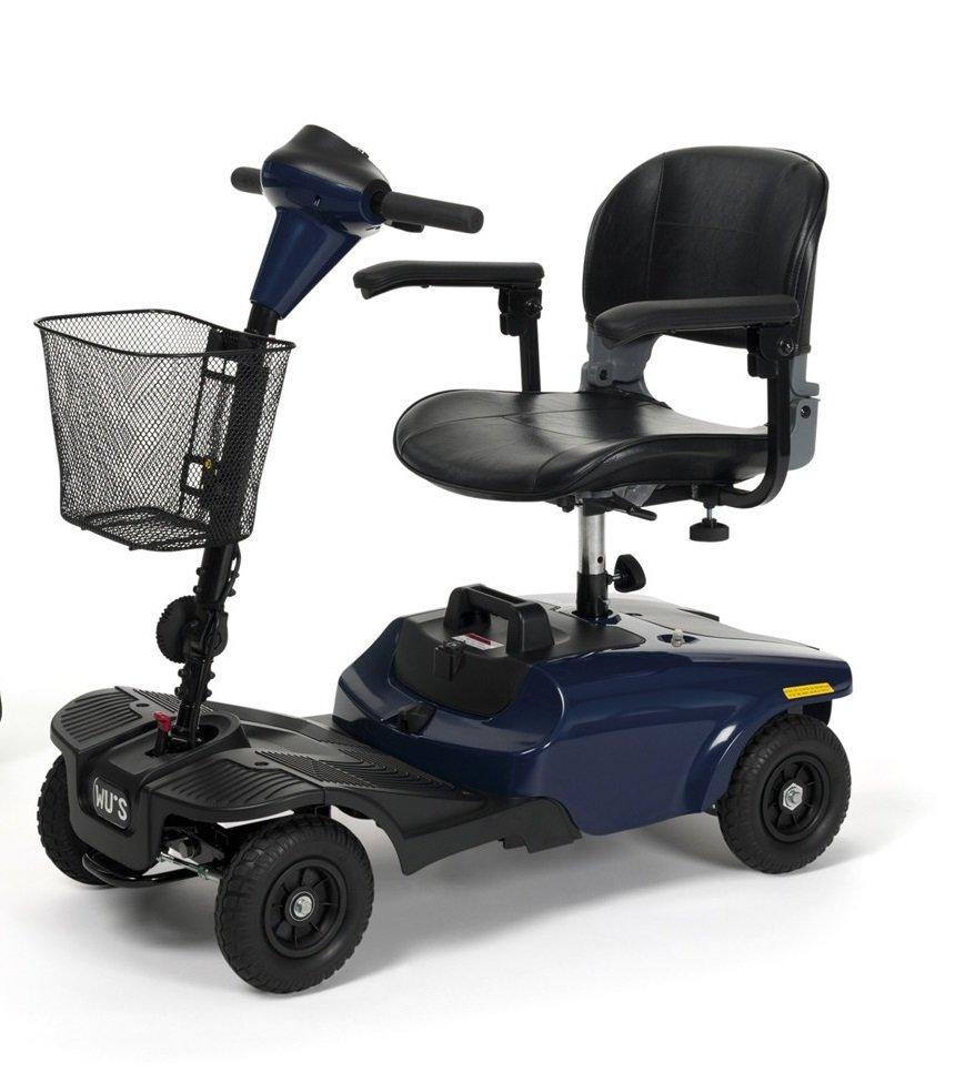 Электрический инвалидный электро-скутер Vermeiren Antares 4