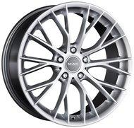 Колесные литые диски MAK MUNCHEN Silver 8x18 5x120 ET30 D72.6 Серебристый (F8080MUSI30I2B) - фото 1