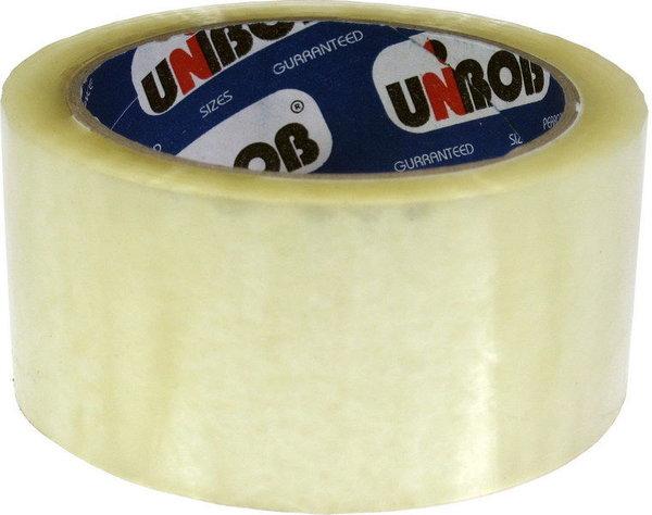 "Скотч 48х66м ""Unibob"" 45мкм прозрачный 002133"