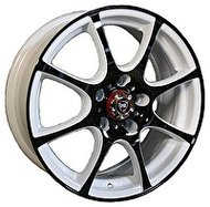 NZ Wheels F-46 6.5x16 5x110 ET 37 Dia 65.1 W+B - фото 1