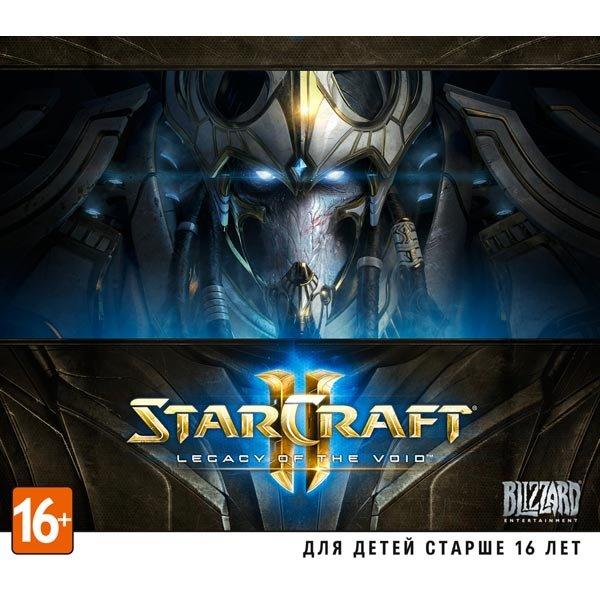 Игра для PC Медиа Starcraft II: Legacy Of The Void