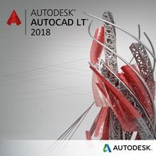 Autodesk AutoCAD LT 2018 Commercial New Single-user ELD Quarterly Subscription with Advanced Support (057J1-WW1518-T316)