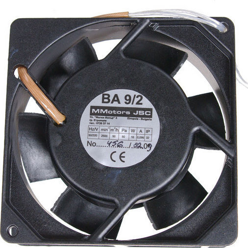 Осевой вентилятор Mmotors ва 9/2(+100°С)