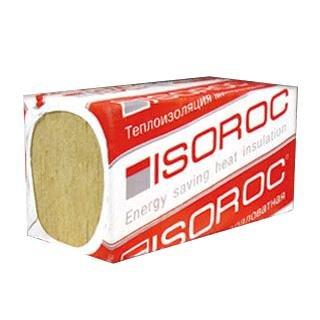 Isoroc Изолайт, 50 кг/куб.м., 100 мм