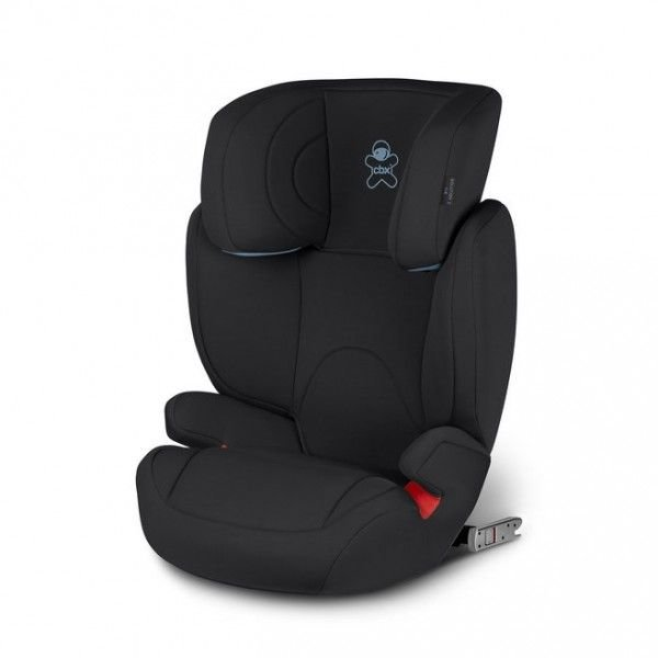 Детское автокресло CBX by Cybex Solution 2-Fix Cozy Black