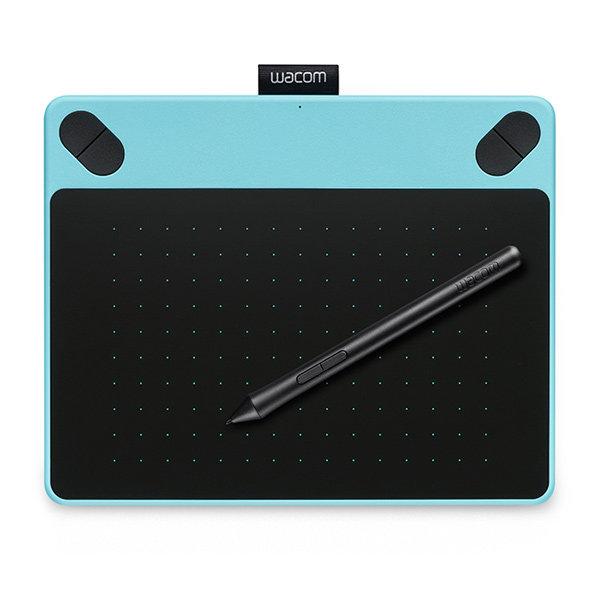 Планшет Wacom Intuos Comic Pen&Touch Small Blue (CTH-490CB-N)