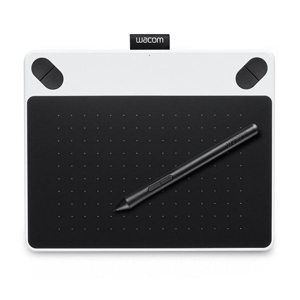 Планшет Wacom Intuos Draw Pen Small White (CTL-490DW-N)
