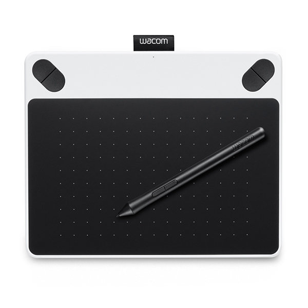 Планшет Wacom Intuos Draw Pen Small White (CTL-490DW-N)