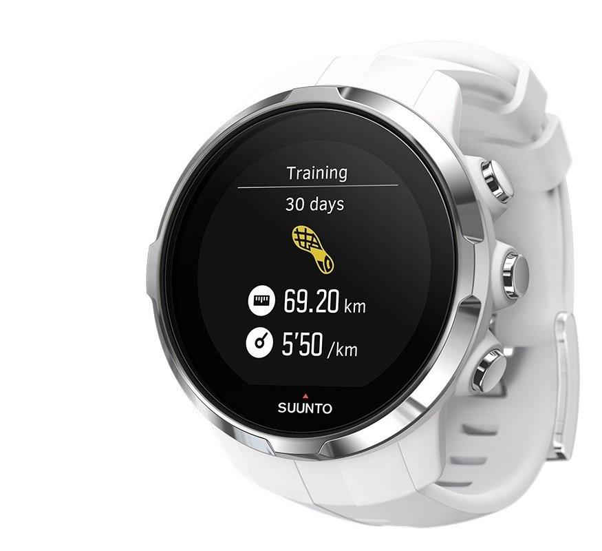 спортивные часы Suunto Spartan Sport + HR (белые, white)